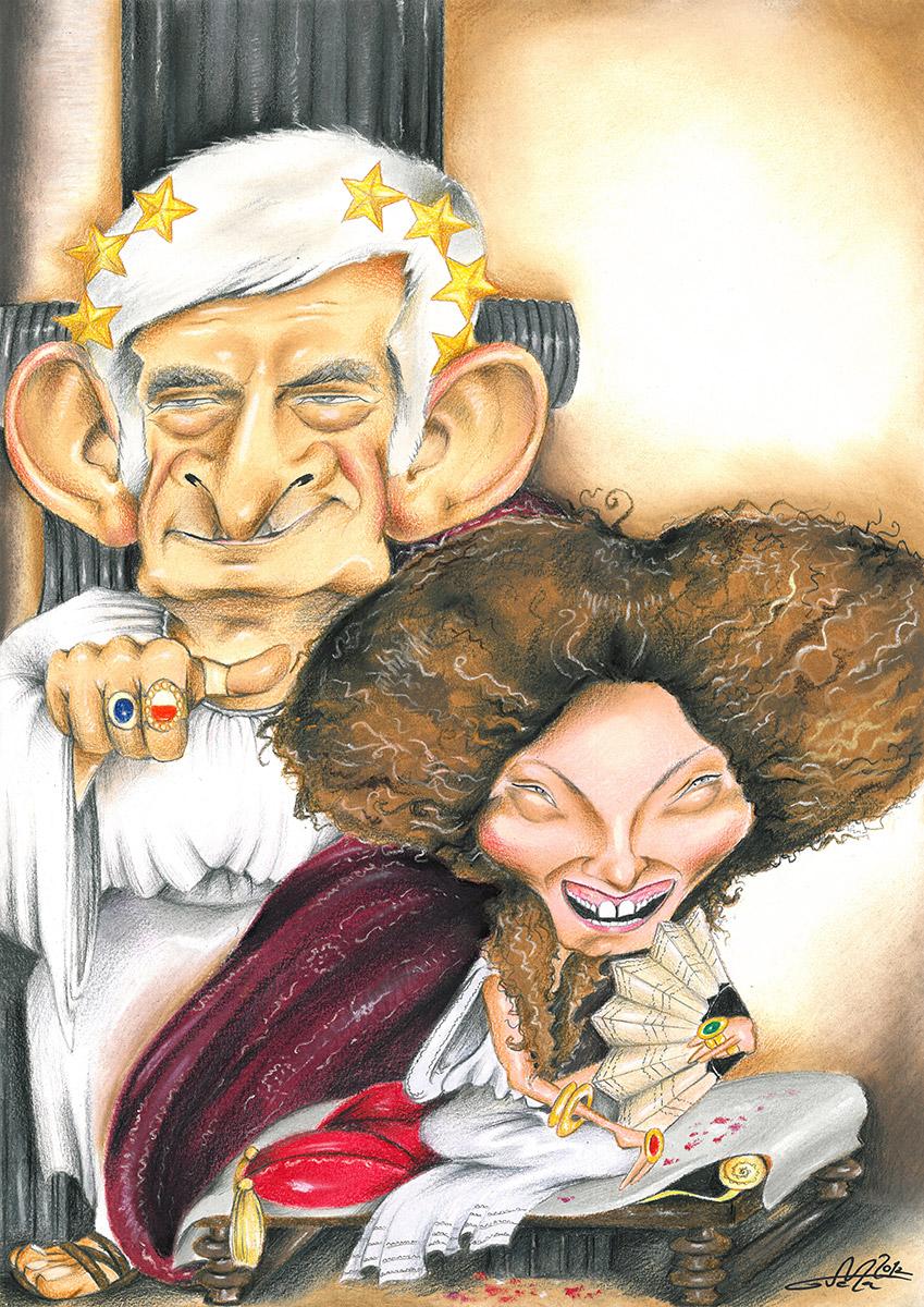 Agata i Jerzy BUZEK